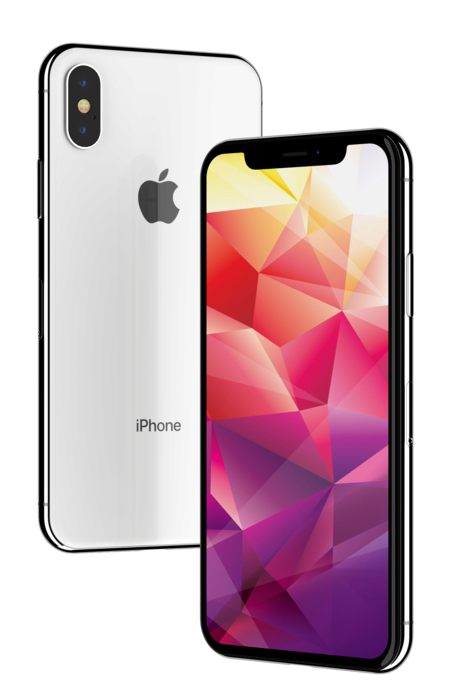 iphone x 64 gb silber gebraucht refurbished. Black Bedroom Furniture Sets. Home Design Ideas